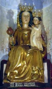 Madonna del melograno, Capaccio Paestum.